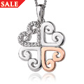 Affinity Heart Pendant