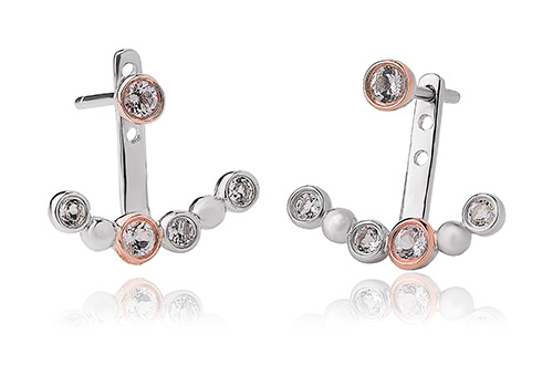 Clogau Celebration Ear Jackets