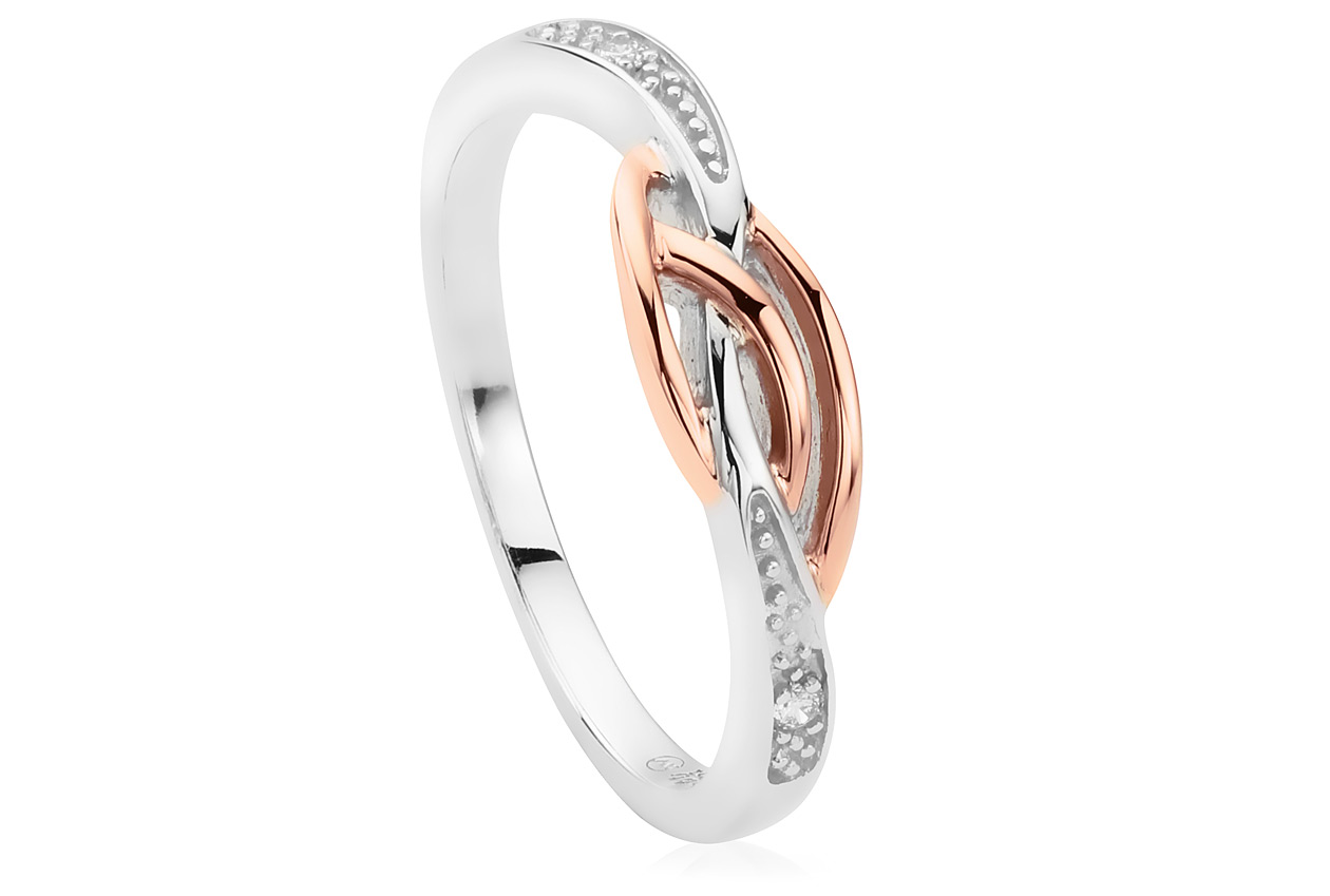 Eternal Love Affinity Stacking Ring