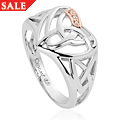 Eternal Love Diamond Heart Ring *SALE*