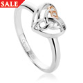 Eternal Love Diamond Heart Ring