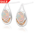 Serenade Opal Drop Earrings *SALE*