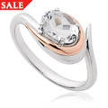 Serenade White Topaz Ring *SALE*