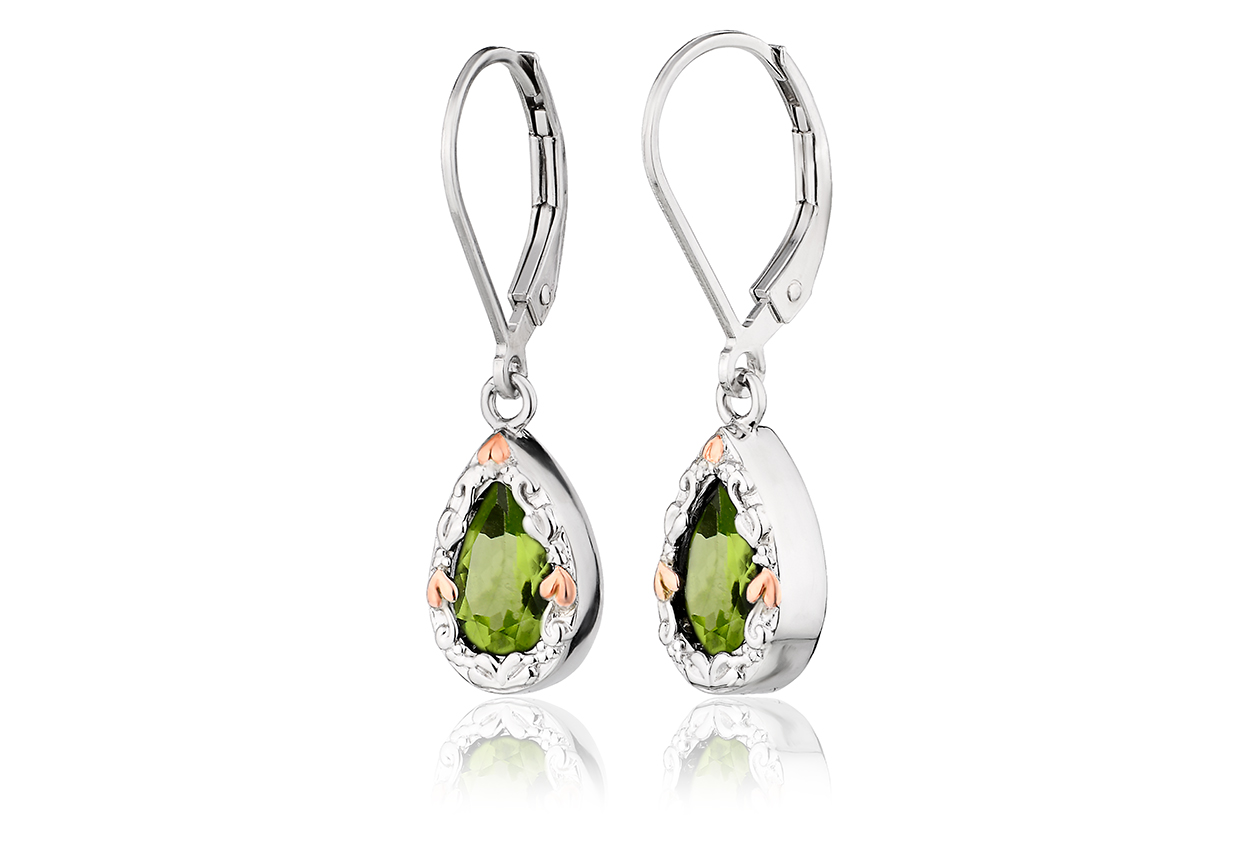 Enchanted Forest Drop Earrings