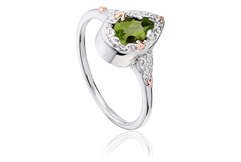 Enchanted Forest Cocktail Ring