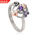 Ruthenium Plated Origin Ring *SALE*