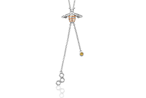 Honey Bee Lariat