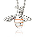 Honey Bee Large Pendant