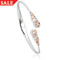 Tudor Court Mother of Pearl Bangle *SALE*