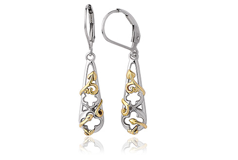 Tudor Court Earrings