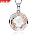 Tudor Court Pendant *SALE*