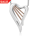 Heartstrings pendant