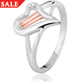 Heartstrings<SUP>&reg;</SUP> Ring