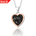 Heart of Wales Preseli Bluestone Pendant *SALE*
