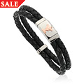 I Am Wales Double Strap Bracelet *SALE*