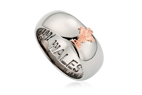 WRU I Am Wales Ring