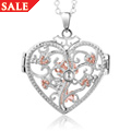 Kensington Locket (Small) 20mm