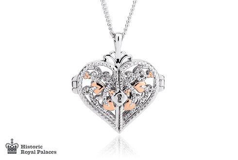 kensington locket 3sktll clogau gold