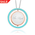 Love Circles Pendant *SALE*