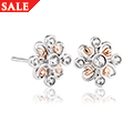 Tree of Life Clover Stud Earrings *SALE*