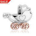 Baby Carriage Bead Charm