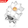 Christmas Rose Milestones<sup>&reg;</sup> Bead Charm *SALE*