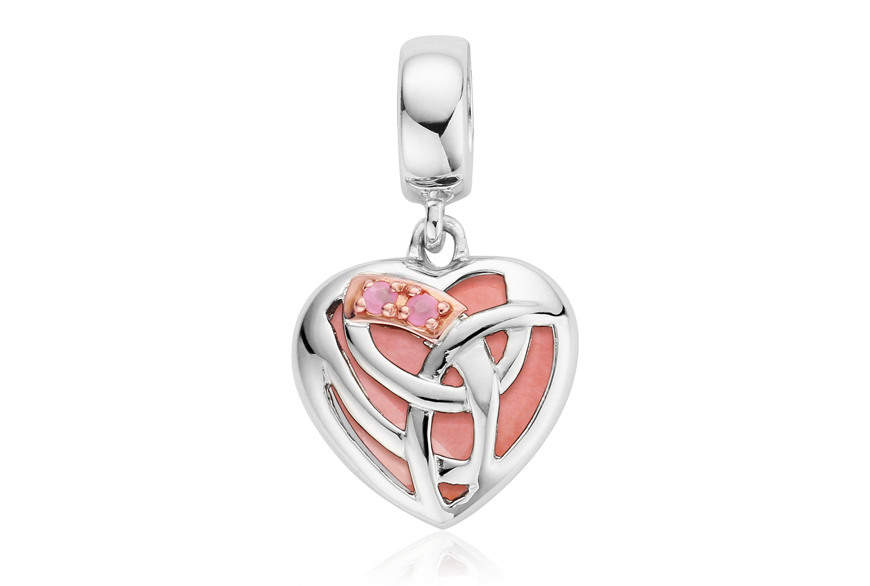 Eternal Love Milestones Bead Charm