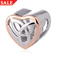 Eternal Love Heart Milestones<sup>®</sup> Bead Charm *SALE*