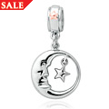 Man in the Moon Milestones Bead Charm *SALE*
