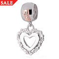 One Heart Milestones Bead Charm *SALE*