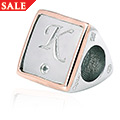 Letter K Milestones Bead Charm *SALE*