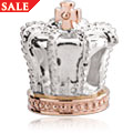 Crown Bead Charm *SALE*