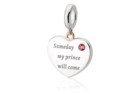 Prince of Hearts Milestones Charm *SALE*