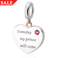 Prince of Hearts Milestones<SUP>®</SUP> Charm *SALE*