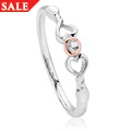 Lovespoons Affinity Stacking Ring