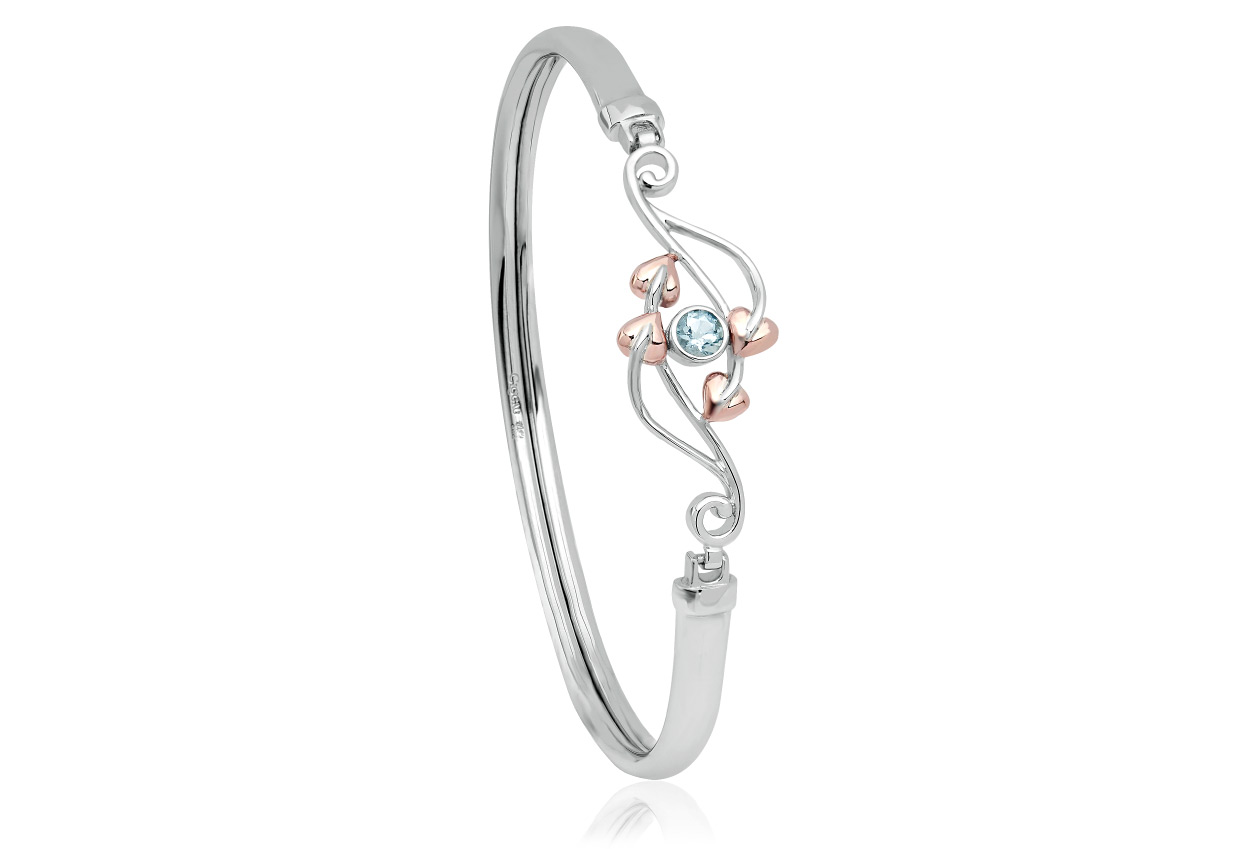 Tree of Life Love Vine Bangle