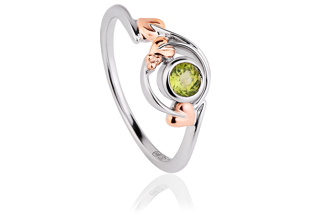 Tree of Life Love Vine Ring