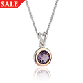 Amethyst February Birthstone Pendant *SALE*