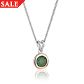 Aventurine March Birthstone Pendant *SALE*