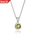 Peridot August Birthstone Pendant *SALE*