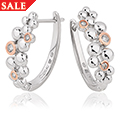 Clogau® Celebration Hoop Earrings