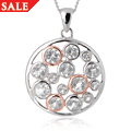 Clogau Celebration Circle Pendant