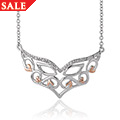 Masque White Topaz Necklace *SALE*