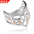 Masque White Topaz Ring *SALE*