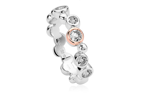 Clogau Celebration Ring