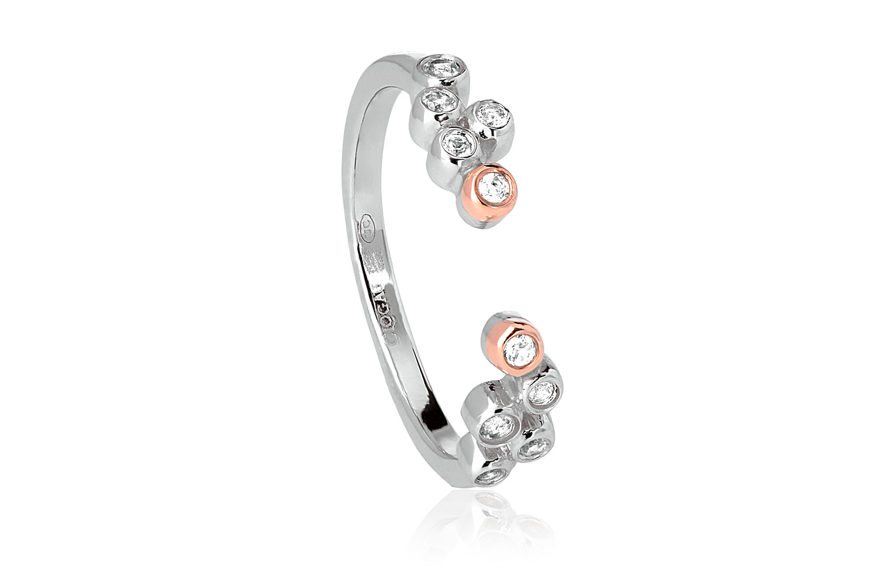 Clogau Celebration Stacking Ring