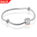 Royal Crown Milestones Bracelet 19cm *SALE*