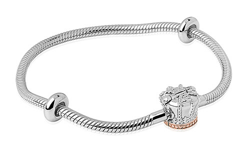 Royal Crown Milestones Bracelet 21cm