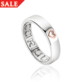Take My Heart Wide Band Ring *SALE*