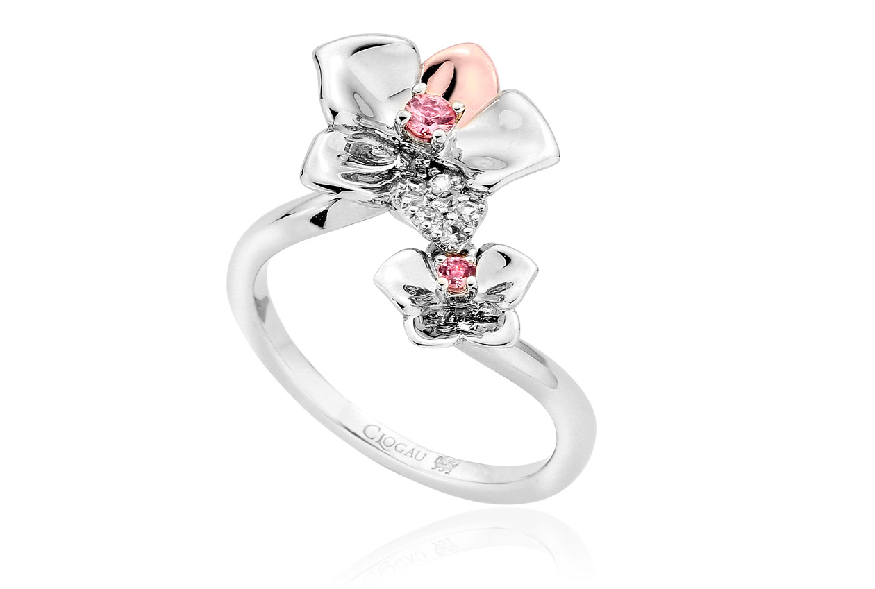 Orchid Ring *SALE*